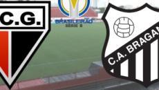 Atlético-GO x Bragantino: transmissão ao vivo nesta sexta (13), no SporTV, às 21h30