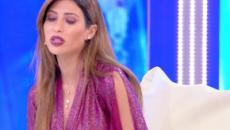 Barbara D'Urso a Pomeriggio 5 presenta Christian Fregoni alla single Mila Suarez