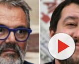 Oliviero Toscani rottama Matteo Salvini