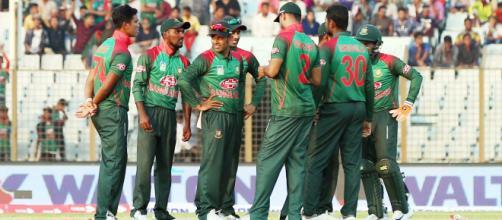 Bangladesh vs Zimbabwe 1st T20 live on GTV (Image via Gazi Tv)