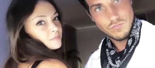 Martina Nasoni e Daniele Dal Moro, pace fatta: beccati insieme all'Arena di Verona.