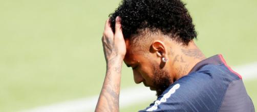 PSG : les Ultras promettent 'un enfer' à Neymar