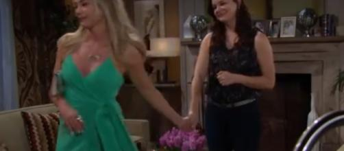 Shauna wants Ridge and Katie has a health crisis. [Image Source: CBS/YouTube]