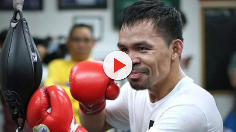 Manny Pacquiao not ducking Errol Spence but camp prefers easier fight, claims Mikey Garcia