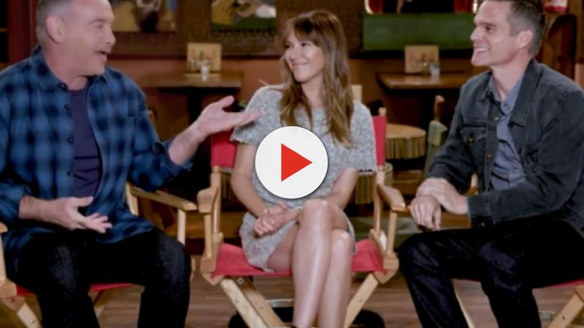 Elizabeth Hendrickson and Greg Rikaart talk with Michael Fairman on their return in 'Y&R'