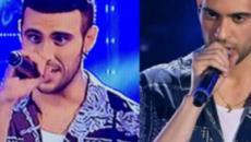 Francesco Monte divide a Tale e Quale Show con la sua performance di Soldi