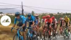Vuelta Espana, Miguel Angel Lopez: 'Azioni stupide dalla Movistar', poi si scusa