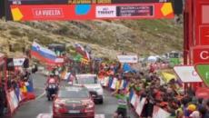 Vuelta Espana: Tadej Pogacar da sogno, vince la penultima tappa e sale sul podio