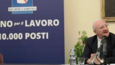 Piano lavoro Regione Campania: bando in arrivo a fine settembre, previste 650 assunzioni