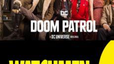 Serie Tv DC, supereroi e vigilanti: a ottobre arrivano in Italia Doom Patrol e Watchmen
