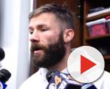 Edelman describes Brown as a 'really good football player.' [Image Source: New England Patriots/YouTube]