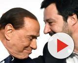 Salvini torna a cercare Silvio Berlusconi