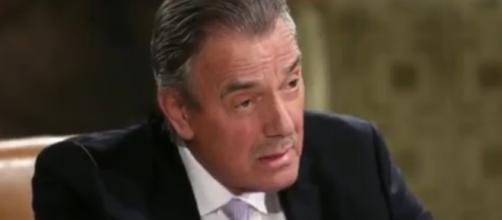 Eric Braeden assures fan Victor is not really dead. [Image Source: CBS/YouTube]