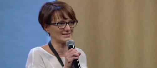 Il Ministro Elena Bonetti del Pd, fedelissima di Matteo Renzi