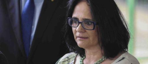 Ministra Damares diz que Brasil é uma nação pró-família. (Arquivo Blasting News)