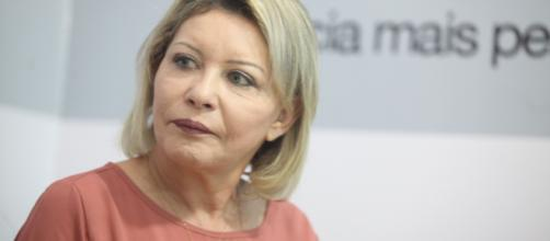 Senadora do PSL relata 'grito' de Flávio contra CPI. (Arquivo Blasting News)