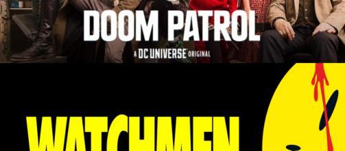 Serie Tv in arrivo: Doom Patrol il 7 ottobre su Amazon Prime Video; Watchmen dal 20 ottobre su Sky Atlantic