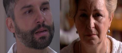 Una Vita, trame spagnole: la nuova fiamma di Felipe rischia di morire, Susana depressa
