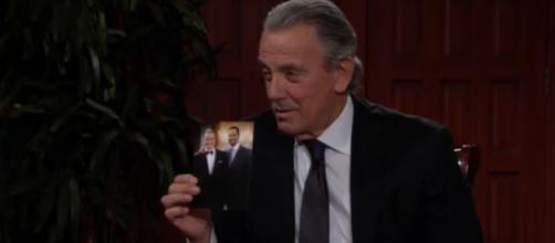 Victor and Nate set a trap to trick Adam.(Image Source:The Young and the Restless-YouTube,)