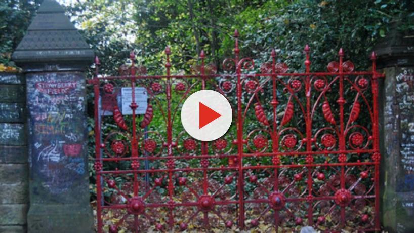 John Lennon's memory evoked by opening of Strawberry Field project