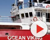 Ocean Viking, migranti sbarcano a Lampedusa