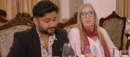 Jenny knew about Sumit's marriage, the 90 days are almost over. [Image Source: TLC/YouTube]