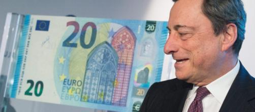 L'allarme di Draghi sul rallentamento della crescita economica nell'Eurozona