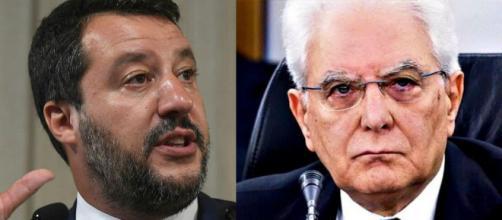 Un deputato della Lega insulta Mattarella ed è polemica