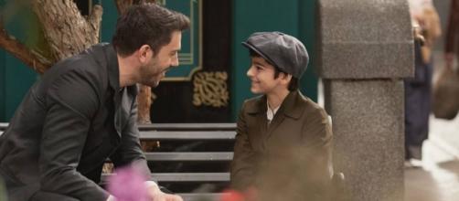Una Vita, anticipazioni: Telmo ha un figlio, Ramon lascia Acacias e Lucia freme d'amore