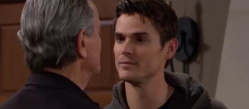Victor fakes his death to trap Adam.(Image Source:The Young and the Restless-YouTube.)