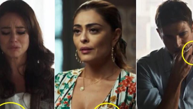 5 erros em 'A Dona do Pedaço' que chamaram a atenção do público