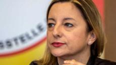 Patto M5S-Pd in Umbria, Roberta Lombardi: 'Liste civiche sono idea di Grillo e Casaleggio'