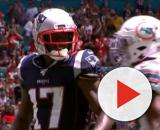 Brown was impressive in his Patriots debut (Image Credit: NFL/YouTube)