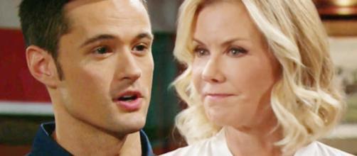Beautiful, spoiler America: Brooke si oppone al ritorno di Thomas nella vita di Douglas