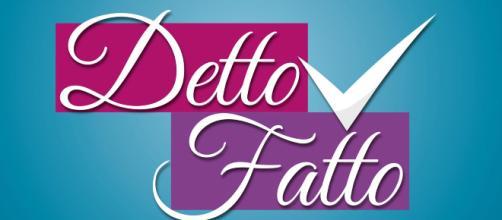 Detto Fatto, la nuova edizione in tv su Rai 2 da oggi 16 settembre