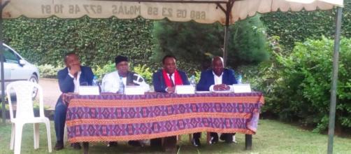 L'alliance Patriotique à Yaoundé lors de la commémoration de Um Nyobe (c) Odile Pahai
