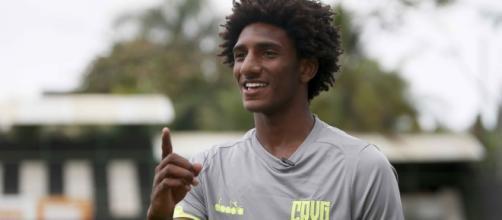 Pai do jogador, no entanto, negou qualquer possibilidade de negociação. (Divulgação/Rafael Ribeiro/Vasco)