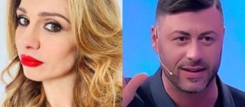 Pamela Barretta furiosa con l'ex fidanzato Stefano Torrese
