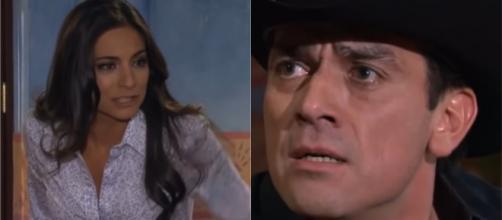 Rogério desiste de se casar com Ana Paula. (Reprodução/Televisa)