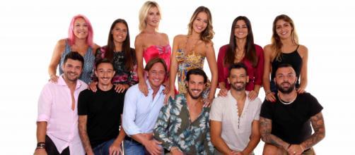 Temptation Island Vip, Damiano Er Faina riconquista Sharon: 'Ti amo, torniamo a casa'