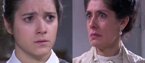 Una Vita, trame: Rosina sospetta che Casilda sia figlia del suo defunto marito Maximiliano