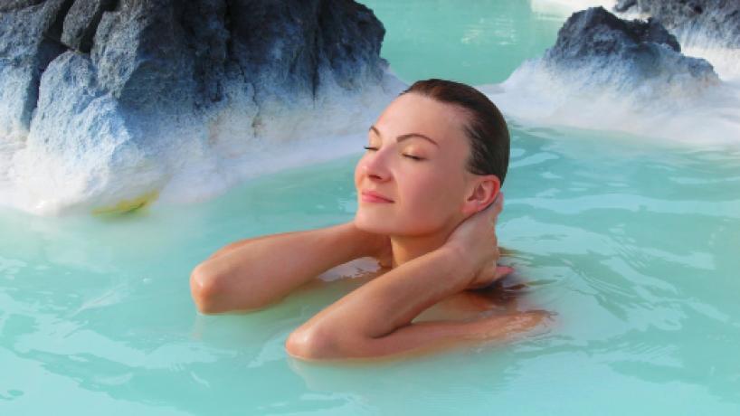 Las aguas termales estimulan el sistema inmunitario y eliminan toxinas