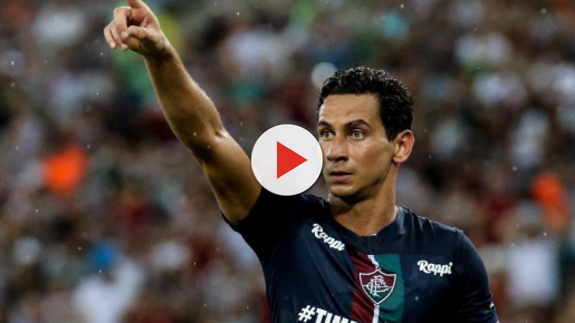 Mudança de posição de Ganso agrada torcida do Fluminense