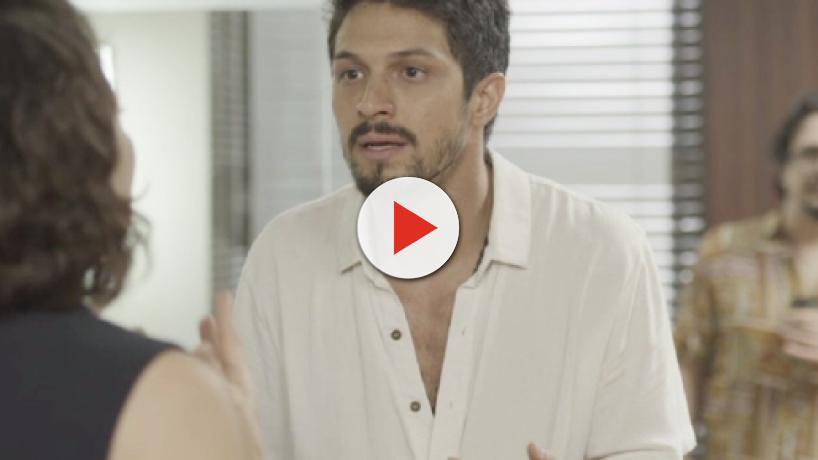 'Bom Sucesso': Marcos descobre planos de Diogo e Nana para culpar Paloma pelo assalto