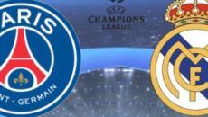 PSG x Real Madrid: transmissão ao vivo nesta quarta (18), às 16h, no Facebook