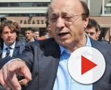 Luciano Moggi critica l'atteggiamento di Sarri e appoggia Conte.
