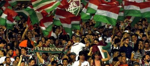 Após vencer o Corinthians, Flu se reapresenta nesta terça. (Lucas Merçon/Fluminense FC)