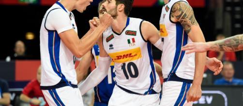 Europei Maschili:oggi Italia-Bulgaria