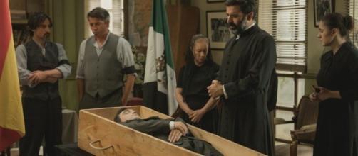 Il Segreto: Prudencio e Lola si sposano mentre Meliton muore