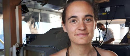 Carola Rackete, la capitana sarà ospite su La7